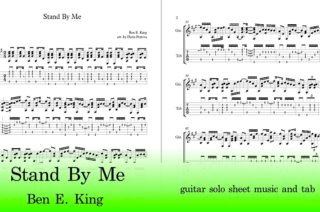 Best Stand By Me Guitar Tab Pdf
