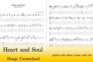 Heart and Soul Fingerstyle Tab Pdf